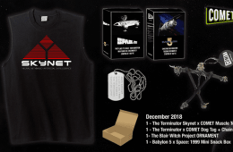 The Comet TV and CHARGE! December Prize Pack contest is here! 7