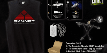 The Comet TV and CHARGE! December Prize Pack contest is here! 10