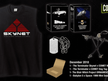 The Comet TV and CHARGE! December Prize Pack contest is here! 36