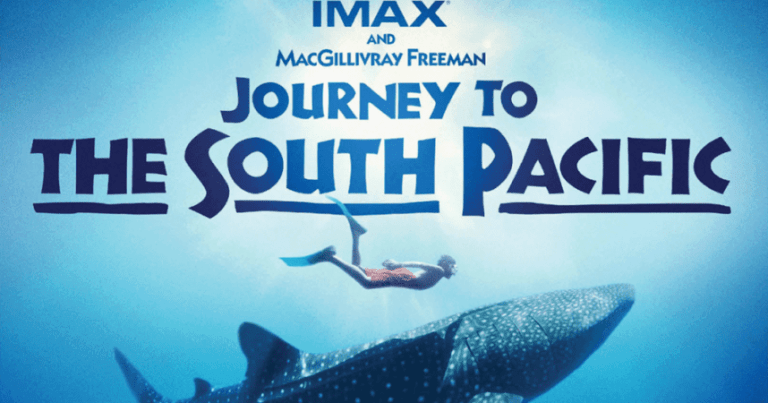 Journey to the South Pacific (4K Ultra HD) 1