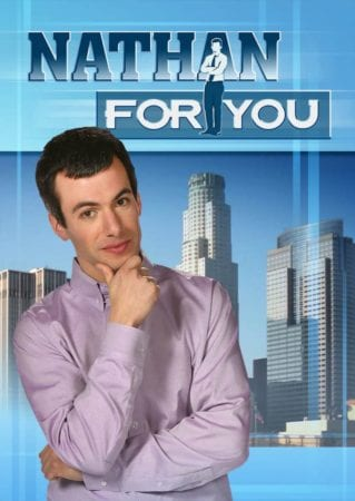 Enter to win a DVD copy of Nathan For You: The Complete Series 1