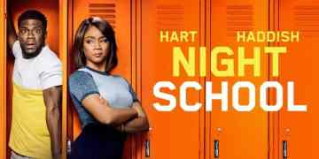 Enter to win a Blu-ray copy of Night School 51