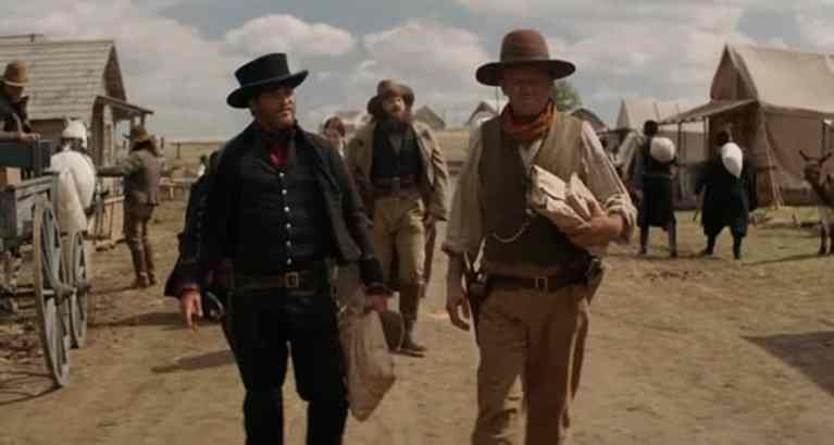 The Sisters Brothers Available on Digital January 22 and on Blu-ray & DVD February 5 1