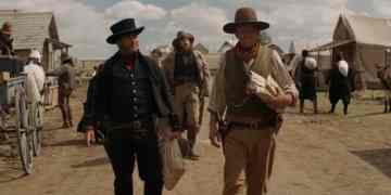 The Sisters Brothers Available on Digital January 22 and on Blu-ray & DVD February 5 25