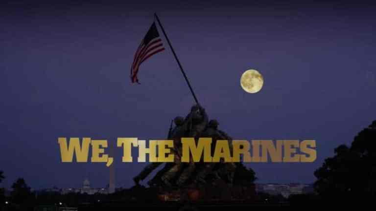 We, The Marines (Ultra 4K HD) 1
