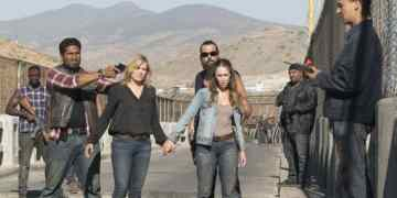 FEAR THE WALKING DEAD SSN 4 on Blu-ray and DVD 3/5 3