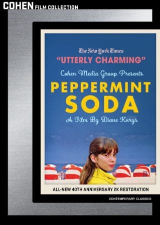Peppermint Soda
