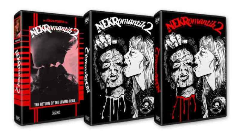 Home Video News: Nekromantik 2, Street Fighter Collection, Holmes, Beale Street & more! 6