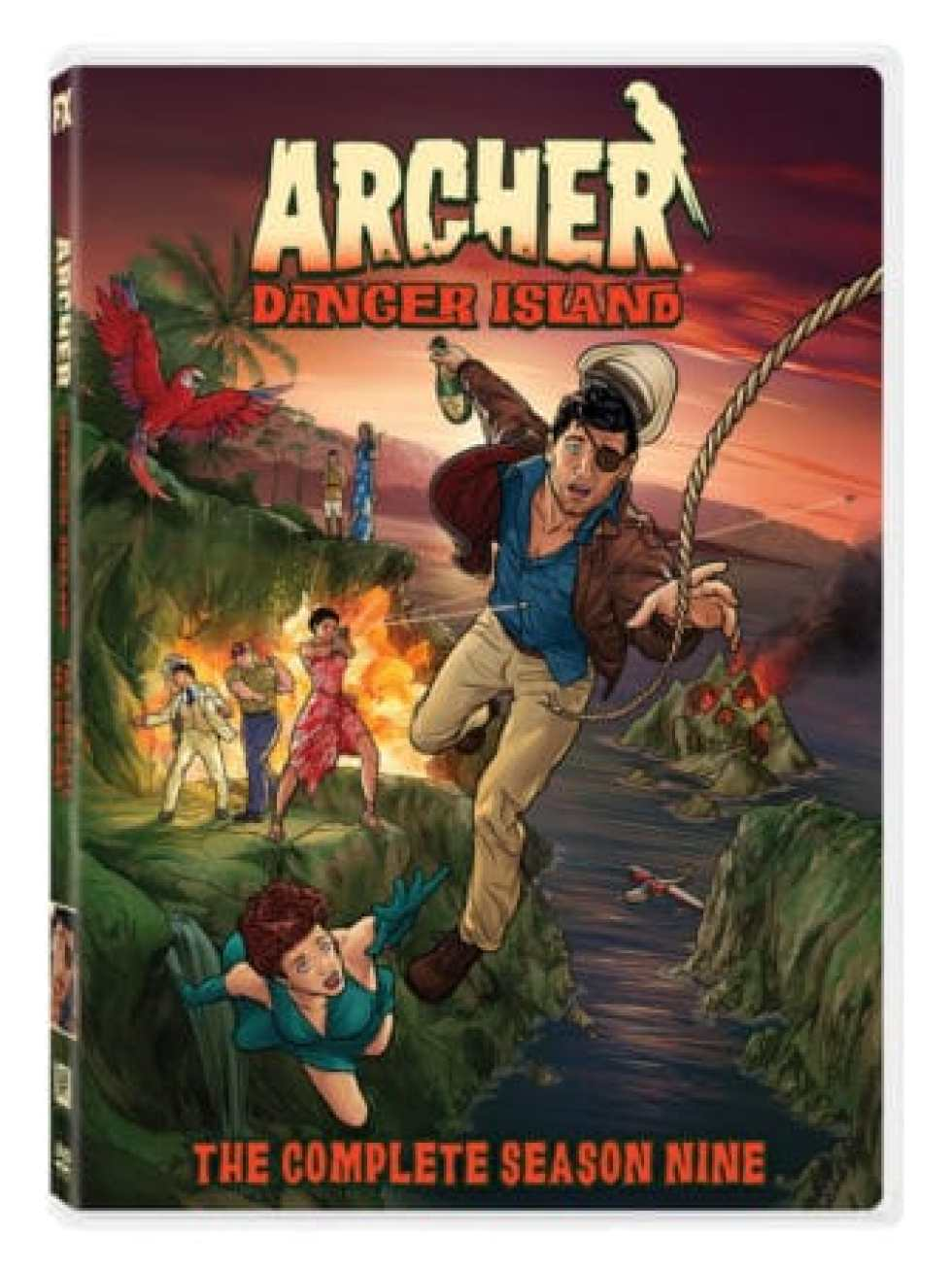 Archer Poppins Vice