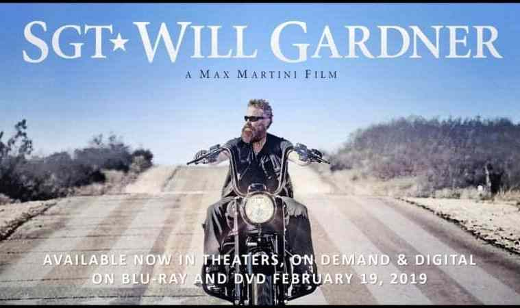 Enter to win a Blu-ray copy of SGT Will Gardner | AndersonVision
