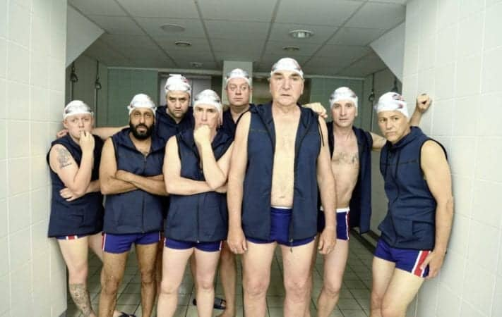 Swimming with Men 1