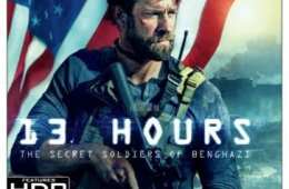 13 Hours: The Secret Soldiers of Benghazi arrives on 4K UHD June 11th 39