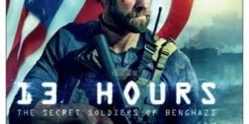 13 Hours: The Secret Soldiers of Benghazi arrives on 4K UHD June 11th 88