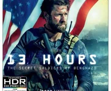 13 Hours: The Secret Soldiers of Benghazi arrives on 4K UHD June 11th 3
