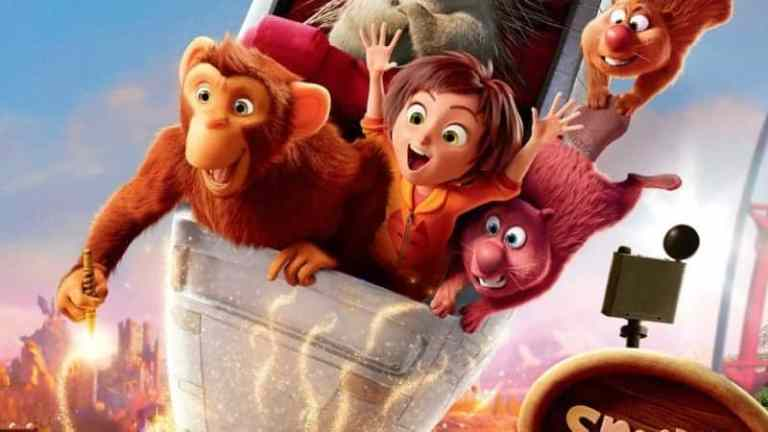 WONDER PARK arrives on Digital June 4th & Blu-ray Combo Pack June 18th 1