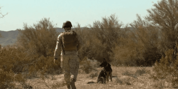 Canine Soldiers review: PTSD for Puppers 58