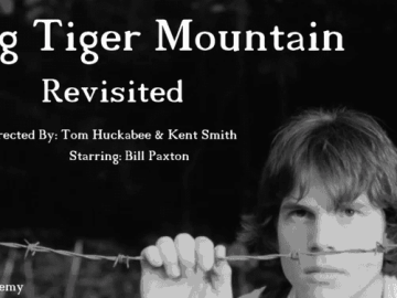 The AV Interview: Tom Huckabee (Taking Tiger Mountain 2019) 75