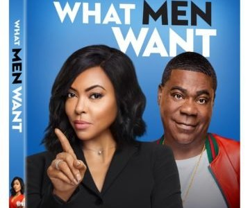 WHAT MEN WANT debuts on Digital April 23 & Blu-ray Combo May 7 3