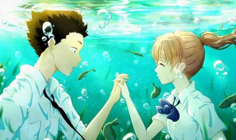 A Silent Voice - The Movie [Blu-ray review] 3