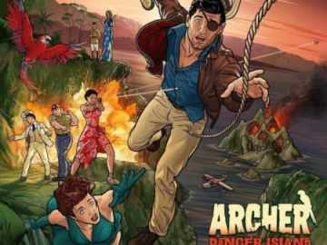 Archer Danger Island