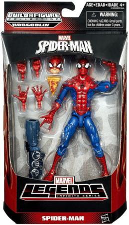 Marvel Legends Spidey