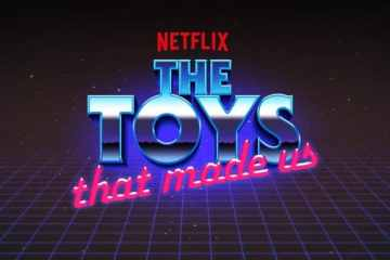 THE TOYS THAT MADE US: Season 1 & Season 2 | Available on DVD May 7th 7