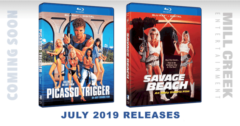 Blu-ray News: Mothra, Picasso Trigger, Mia and the White Lion killing it Summer 2019 1