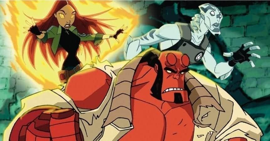 Hellboy Lord