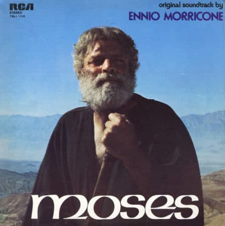 Moses the Lawgiver, Woody Guthrie, George Carlin: 40, Banjos & Barkers 1