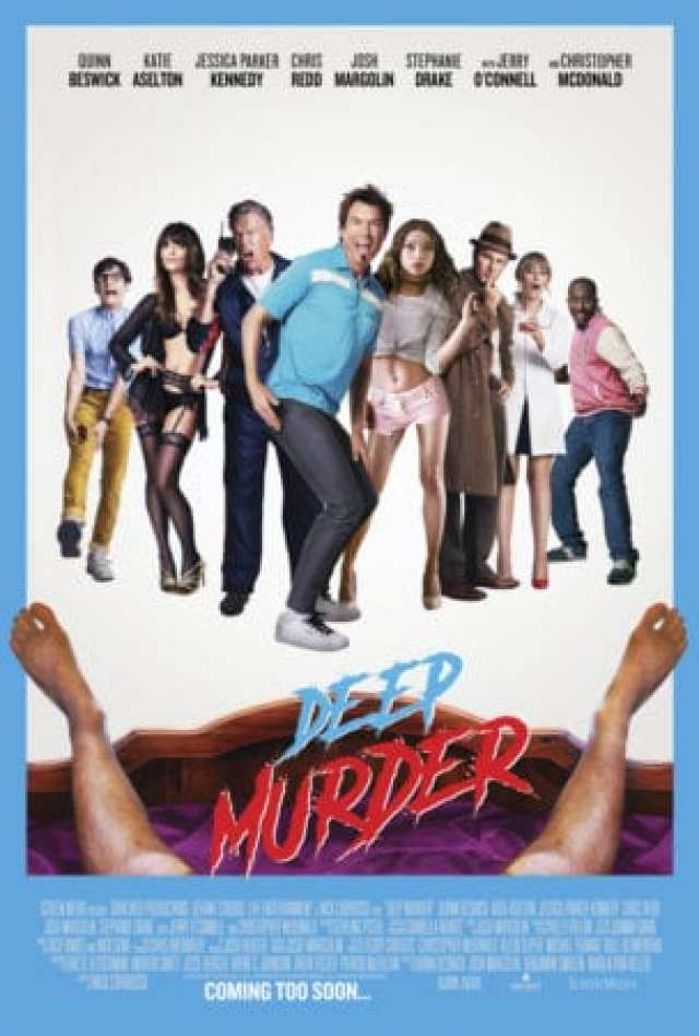 Movie News: Deep Murder, Brittany Runs a Marathon, Millennium Bugs, Manson Family 30