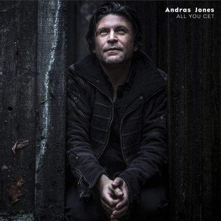 Andras Jones Eighth Album Set for Release on Aug. 8th from Radio8Ball Creator 1