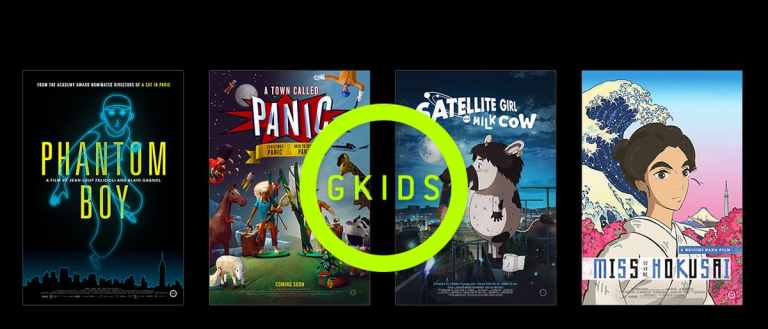 GKIDS Announces 2019 Direct-to-Home Video Releases 1