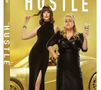 Hustle blu-ray