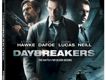 Daybreakers 4K arrives on 4K Ultra HD™ Combo Pack (plus Blu-ray™ and Digital) and Digital 9/10 32