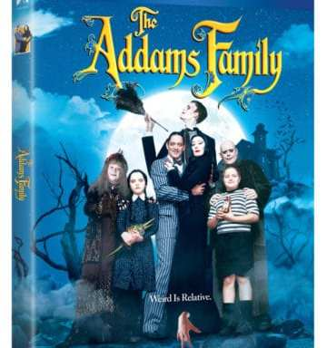 addams family blu