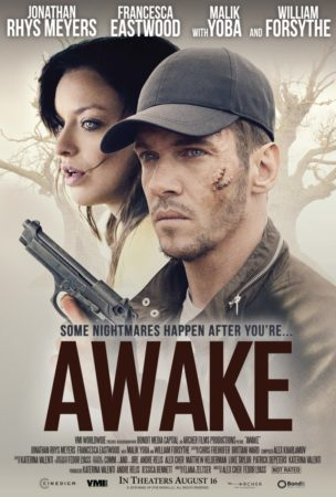Jonathan Rhys Meyers Leads AWAKE, out Aug. 16 1
