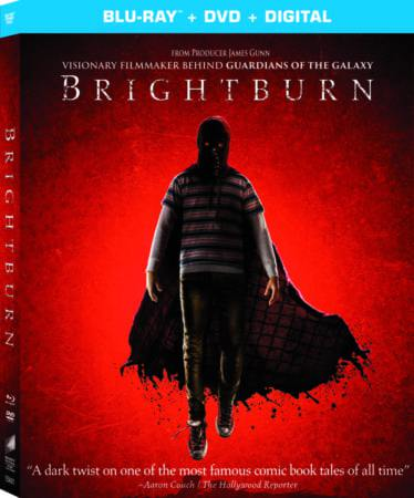 Brightburn arrives on Digital 8/6 and on 4K Ultra HD Blu-ray™ & DVD 8/20 2