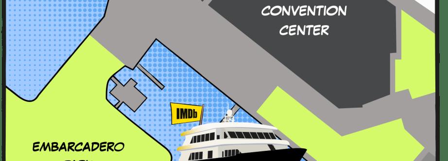 IMDB Avengers Cosplay boat