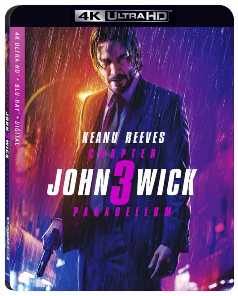 Coming Soon: Rocketman, It's a Wonderful Life 4K, Galaxy Quest, John Wick Chapter 3 [Digital/Blu] 1