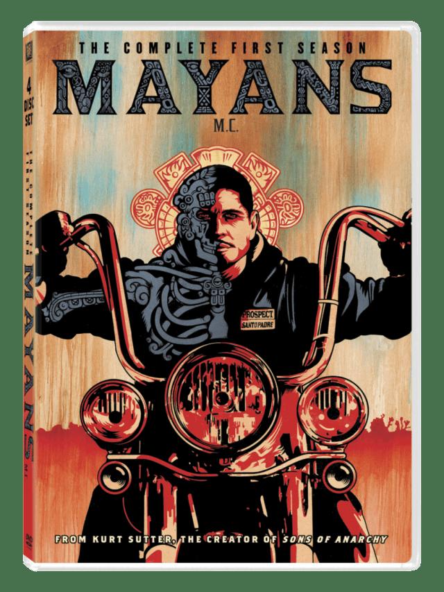 Mayans M.C. Season 1 [DVD review] 2
