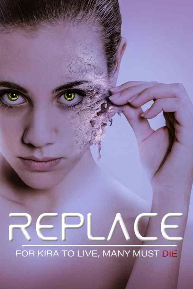 REPLACE starring Barbara Crampton [Trailer] 2