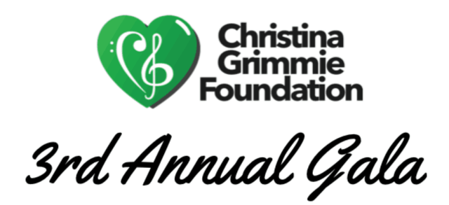 Honorees Announced for the Third Annual Christina Grimmie Foundation Gala 2