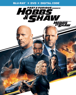 HOBBS & SHAW Available on Digital 10/15 & 4K Ultra HD, Blu-ray™ and DVD on 11/5 2