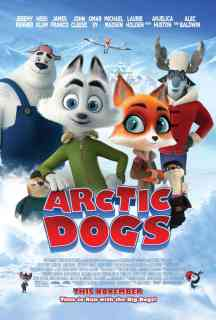 Watch New Trailer for Animated Film ARCTIC DOGS with Jeremy Renner 2