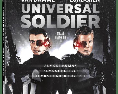 Universal Soldier 4K
