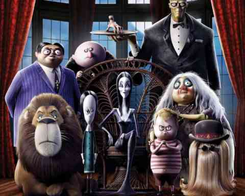 the addams family 2019 Halloween