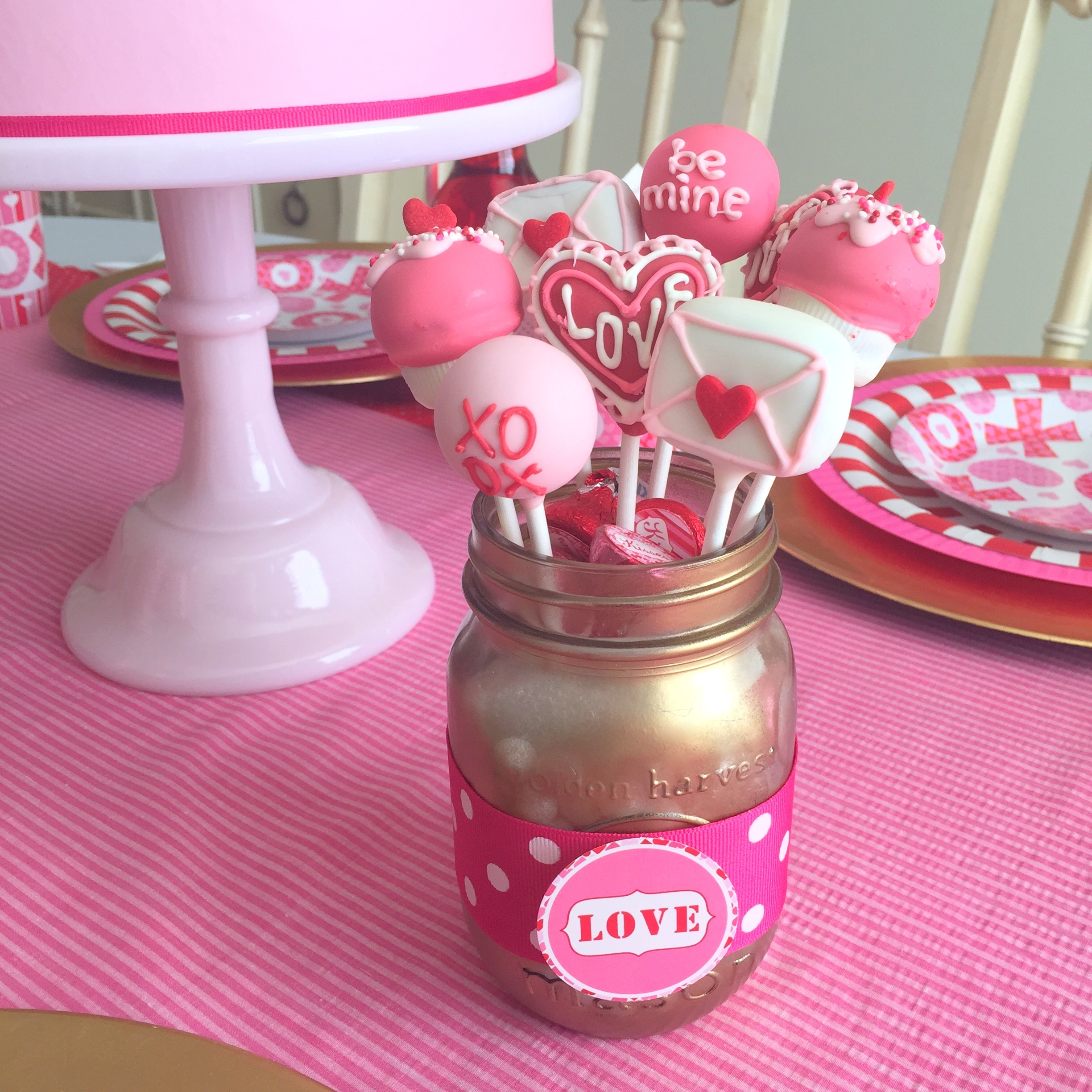 A Sweet Valentine S Day Party
