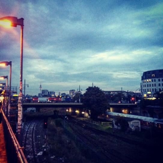 Berlin, Warschauer Str.