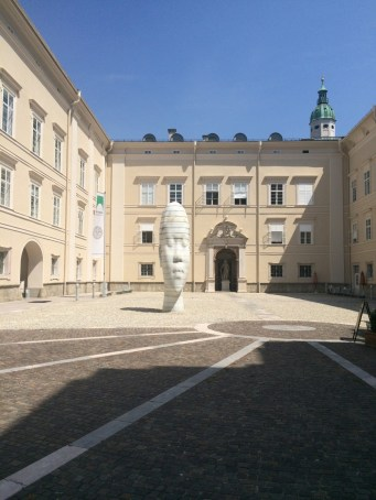 Salzburg, UNI
