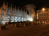 Dublin Castle by Night